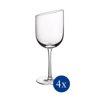 NewMoon rode wijnglazenset, 405 ml, 4-delig