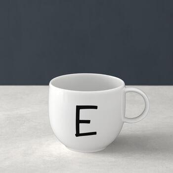 Letters beker M 13x10x8cm