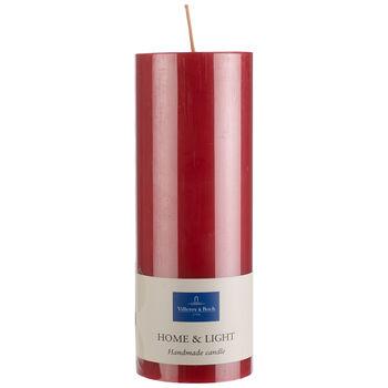 Essentials Candles Kaars rood 19cm