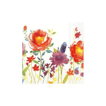 Papieren servetten Anmut Flowers 33x33cm