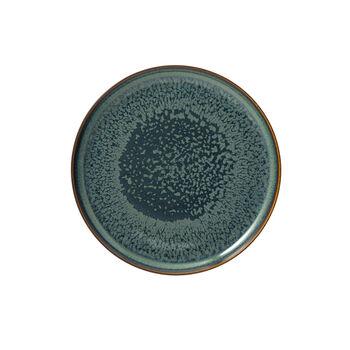 Crafted Breeze ontbijtbord, grijsblauw, 21 cm