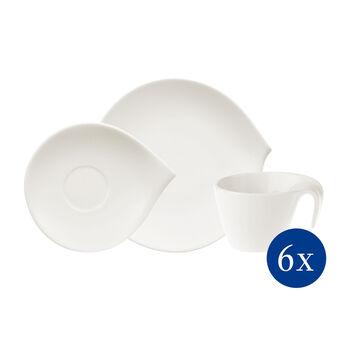 Flow Koffie Set 18dlg