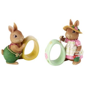 Spring Fantasy Accessories Servetring An Paul set 2 8,3x5x8,9cm