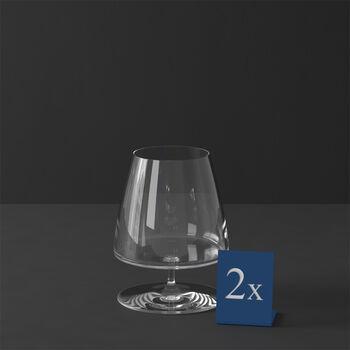 MetroChic cognacglas, 2 stuks, 620 ml