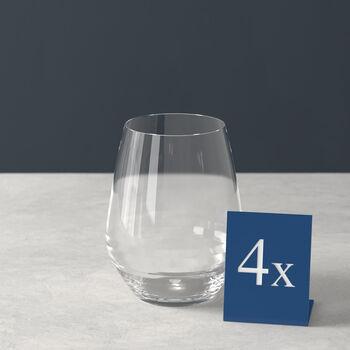 Ovid waterglas set van 4
