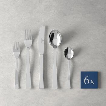 V&B Elisabeth tafelbestek 30-delig, voor 6 personen