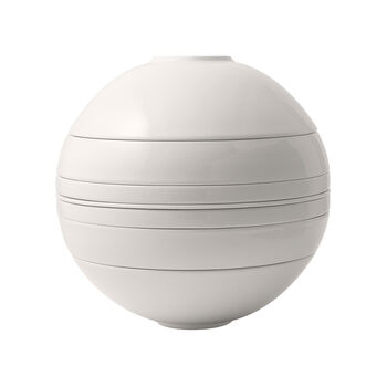 Iconic La Boule white, wit