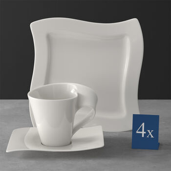 NewWave koffieservies 12-delig