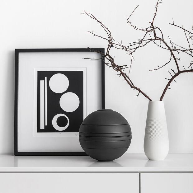 Iconic La Boule black, zwart, , large
