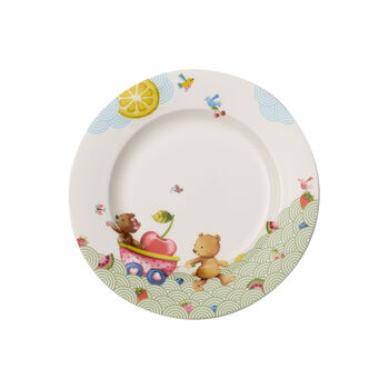 Hungry as a Bear Dinerbord voor kinderen 220x220x26mm