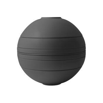 Iconic La Boule black, zwart