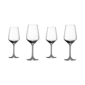vivo   Villeroy & Boch Group Voice Basic Glas Witte wijnglas Set 4-dlg.
