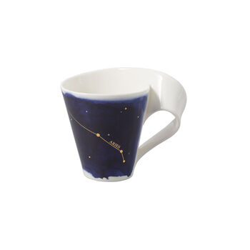 NewWave Stars beker Ram, 300 ml, blauw/wit