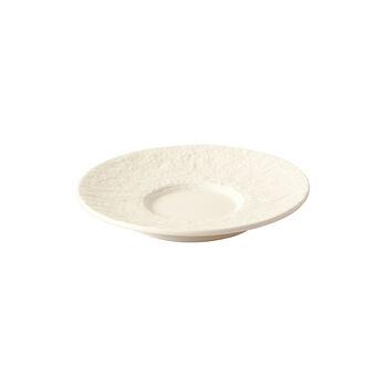 Manufacture Rock Blanc mokka-/espressoschotel, 12 cm