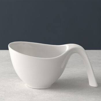 Flow cup met greep