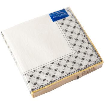 Papieren servetten Audun, 20 stuks, 33x33cm