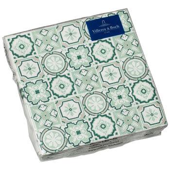 Papieren servetten Jade Caro, 20 stuks, 25x25cm