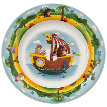 Chewy's Treasure Hunt plat kinderbord