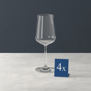 Ovid witte wijnglas set van 4