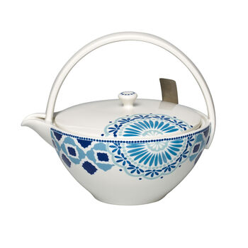 Tea Passion Medina Theepot 4 p. met filter 21x18,5x18,5cm