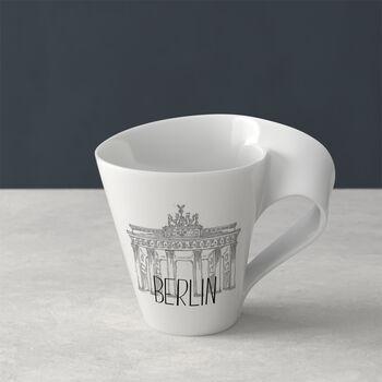 Modern Cities koffiebeker, Berlijn, 300ml
