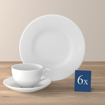 Royal cappuccino-set 18-delig