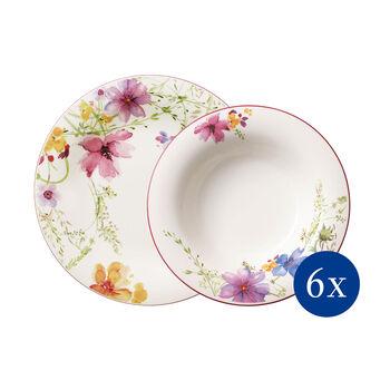 Mariefleur Basic tafelservies 12-delig
