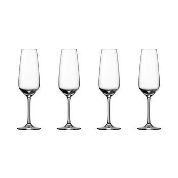 vivo   Villeroy & Boch Group Voice Basic Glas Champagne Reims flute set 4-dlg.