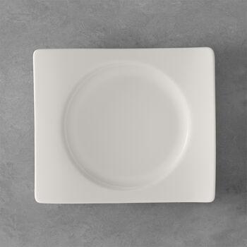 NewWave rechthoekig ontbijtbord 24 x 22 cm