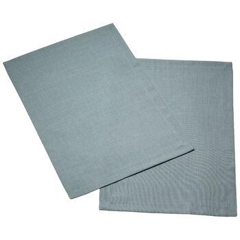 Textil Uni TREND Placemat blauwe vos 77 S2 35x50cm
