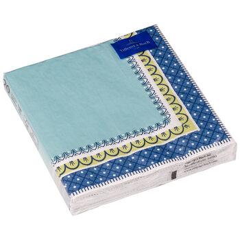Papieren servetten Casale blu Papieren servet, 20 stuks, 33x33cm