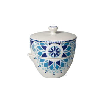 Tea Passion Medina suikerpot/melkkannetje