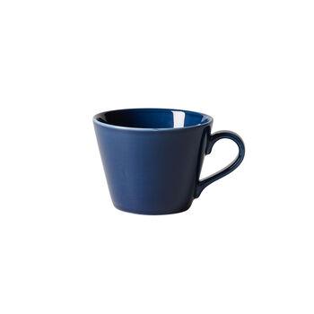 Organic Dark Blue koffieschotel, donkerblauw, 270 ml