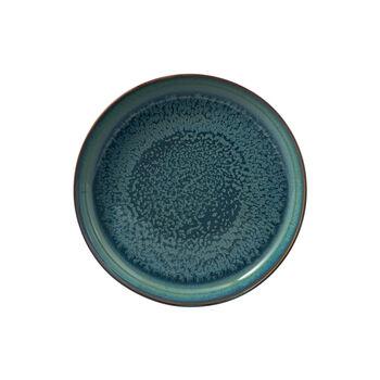 Crafted Breeze soepborden, grijsblauw, 21,5 cm