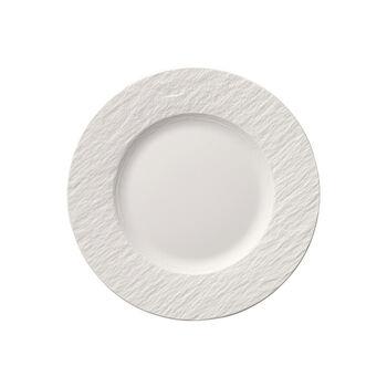 Manufacture Rock blanc ontbijtbord