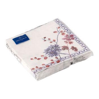 Papieren servetten Artesano Provencal Lavendel, 20 stuks, 33x33cm