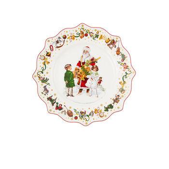 Annual Christmas Edition Ontbijtbord 2021 24x24cm