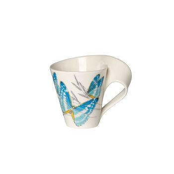 NewWave Caffè Morpho cypris Beker met oor (geschenkverpakking)