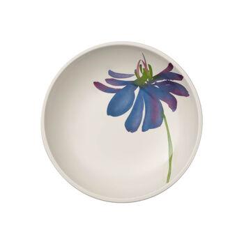 Artesano Flower Art schaal plat