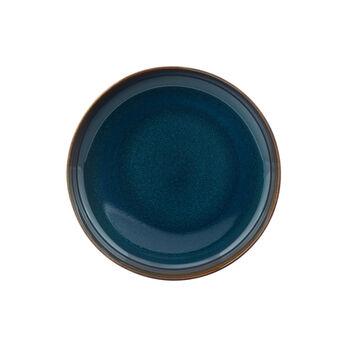Crafted Denim soepbord, blauw, 21,5 cm