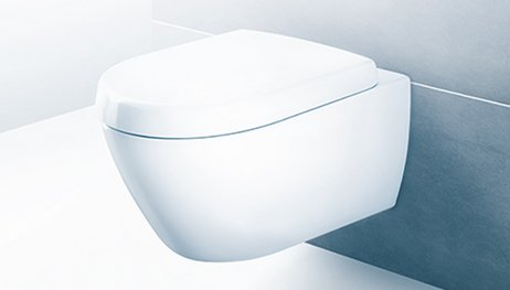 Toilet Zonder Spoelrand : Directflush de spoelrandloze wc generatie villeroy boch