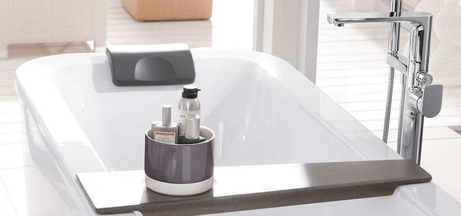 Beroemd Een badkuip plaatsen in een kleine badkamer - Villeroy & Boch &UC93