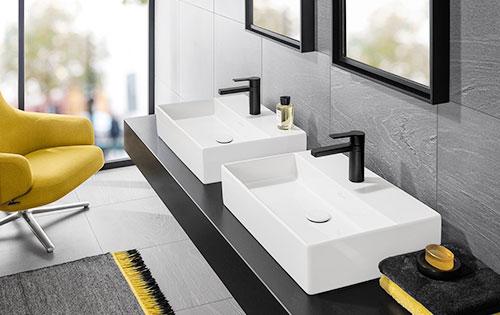 collectie memento 2 0 van villeroy boch ruimte voor persoonlijkheid. Black Bedroom Furniture Sets. Home Design Ideas
