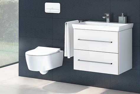 Wat kost een nieuwe badkamer villeroy boch