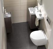 Wat kost een nieuwe badkamer villeroy boch for Wat kost een luxe badkamer