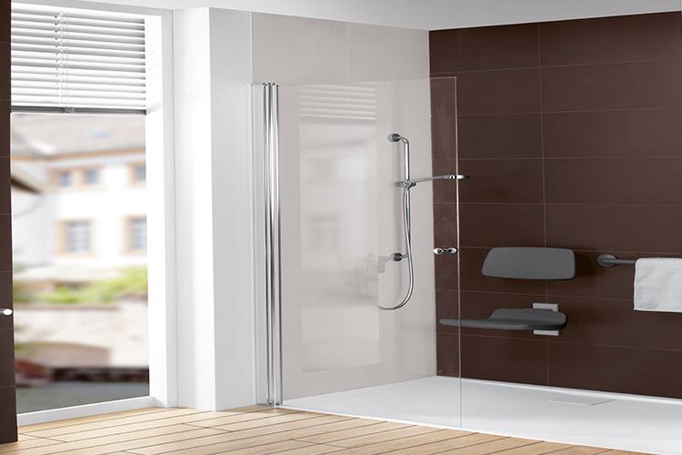 Barrièrevrije badkamers inrichten met - Villeroy & Boch