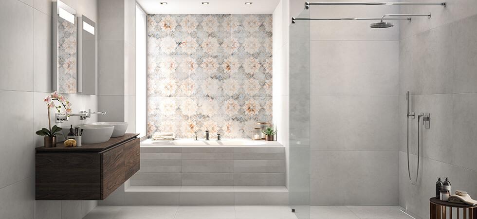 Grote badkamer stijlbewust ontwerpen en inrichten for App badkamer ontwerpen