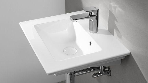 Een badkuip plaatsen in een kleine badkamer villeroy boch - Klein design badkuip ...