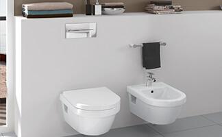 Badkamer Onder Dakkapel : Badkamer met schuin dakgedeelte ruimte slim benutten villeroy