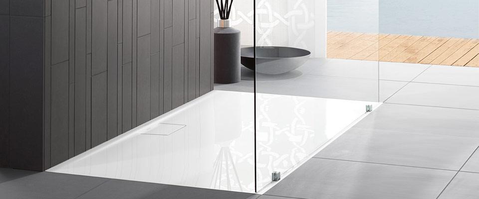 Moderne Dusche Barrierefrei : De badkamer voor minder validen – Architectura, Futurion
